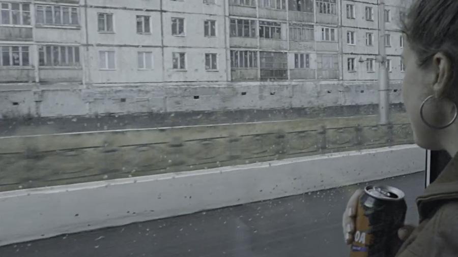 серый дом, Норильск