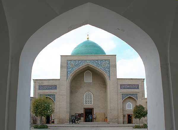 мечеть аш Шаши