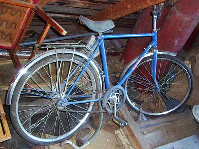 велосипед Орленок